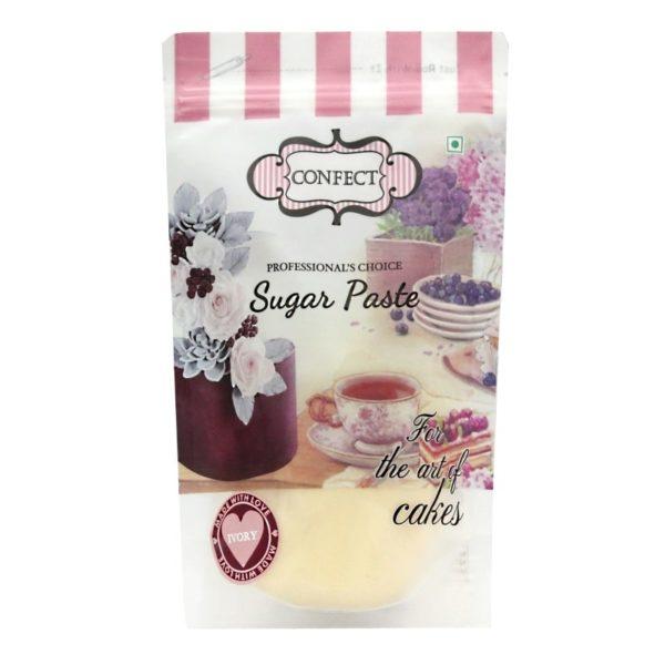 Ivory Sugar Paste-1
