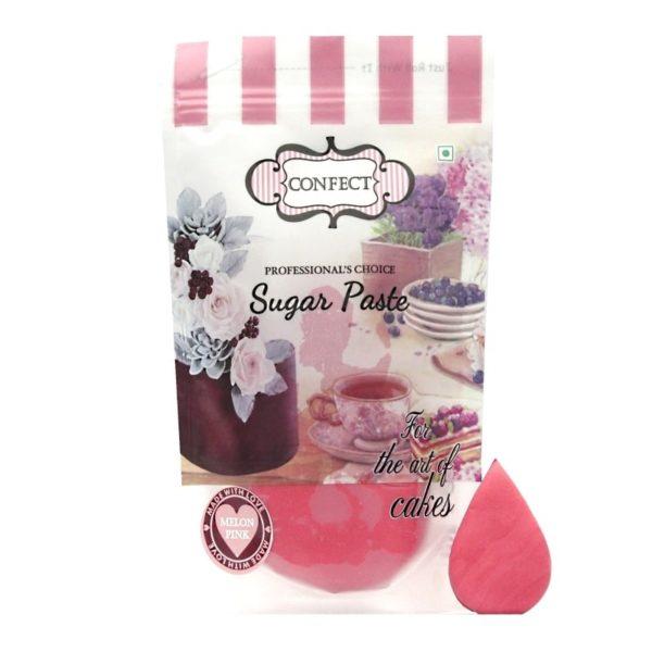 Melon Pink Sugar Paste
