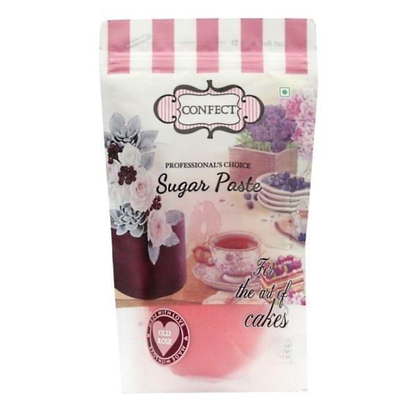 Old Rose Sugar Paste-1