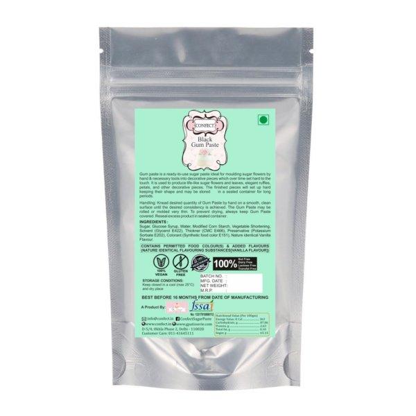 Black Gum Paste 250 Gms