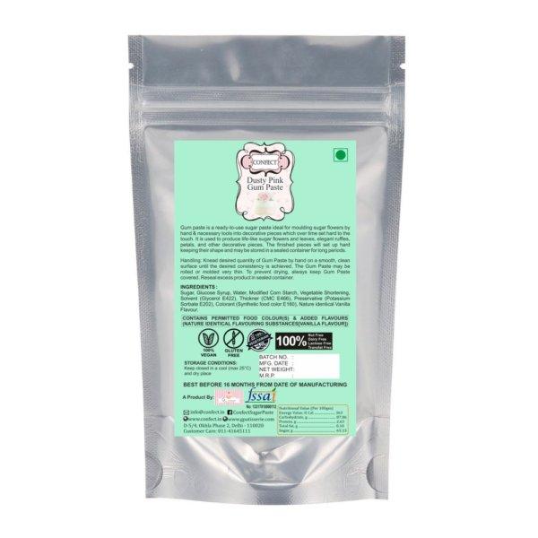 Dusty Pink Gum Paste 250 Gms