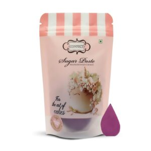 Fuchsia Pink Sugar Paste 250 Gms (1)