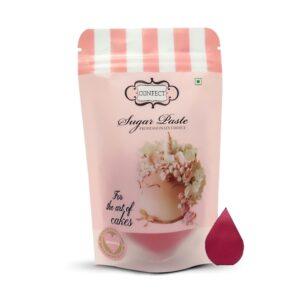 Magenta Sugar Paste 250 Gms (1)