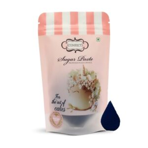 Nightsky Navy Sugar Paste 250 Gms (1)